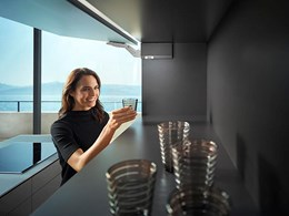 AVENTOS HK top: The latest in lift system technology