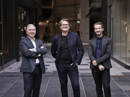 Simon Topliss joins Melbourne's Warren and Mahoney