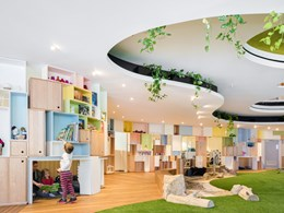 A lot to learn: Specifying internal walls for childcare centres