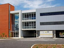 Kingspan's panels meet design and functional challenges at Adelaide hospital