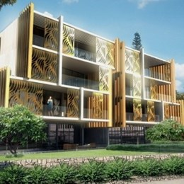 New Sydney housing designs break away from 'egg crate' look