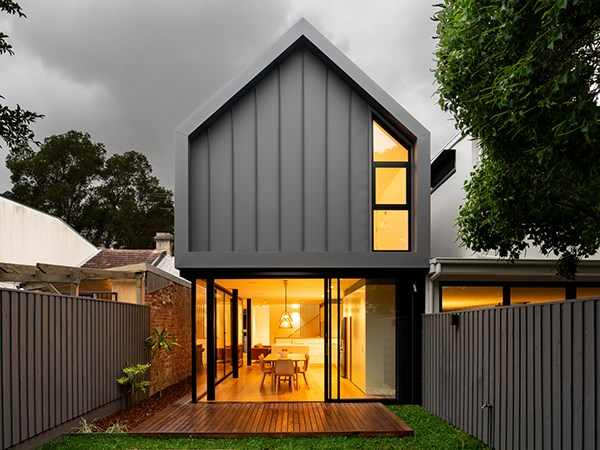 The Erskineville House