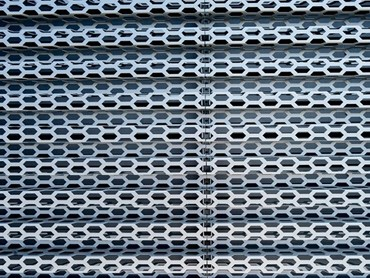Our factory is set up in such a way that we can produce perforated metal in a huge range of profiles.