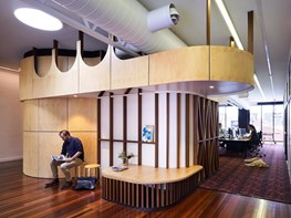 Gotha Street Fitout by Reddog Architects