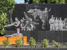Anzac Centenary Memorial Walk by Grieve Gillett Andersen