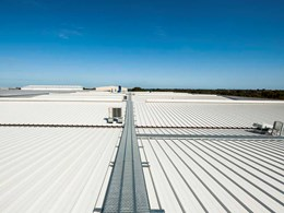 K-Clad insulated metal roof for non-Section J buildings
