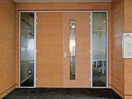 Architects choose Studform partition systems and acoustic doors to meet design goals