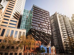 New solar-powered $164M office tower opens in Melbourne CBD