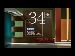 Celebrate colour at the Dulux 2020 Colour Awards