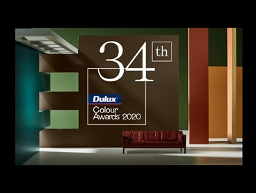 2020 Dulux Colour Awards