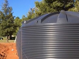 Polymaster's premium rainwater tanks meet aesthetic brief at exclusive golf club