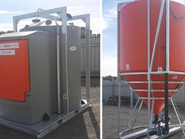 Polymaster customises solutions for mobile wastewater treatment plants