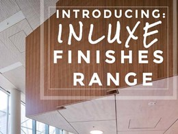 Get the timber look with three new Inluxe Finishes from Atkar