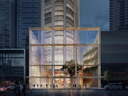 Ingenhoven and Architectus to design Mirvac's 5-Star Green Star 505 George Street