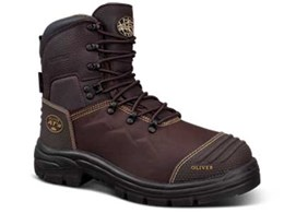 Introducing Oliver Footwear's All Terrain 65-490 safety boots