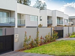 EstateWall simplifies front wall for Mirvac's Moorebank community development