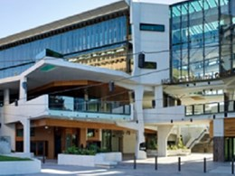 CliniLever taps minimise Legionella threat at UQ oral health centre