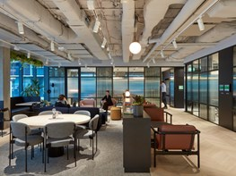 The Brisbane office designed to reimagine the workplace