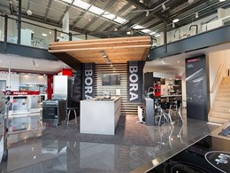 Home appliances store in Melbourne fitted with Aglo LEDs