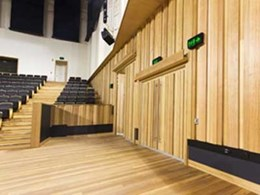 Rondo's steel stud wall systems used throughout $63 million Cavan Training Centre, SA
