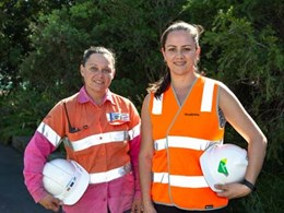 Aboriginal and Torres Strait Islander women making inroads into construction