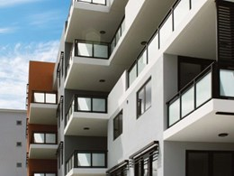 Two wall systems help achieve faster completion at Carlingford NSW project