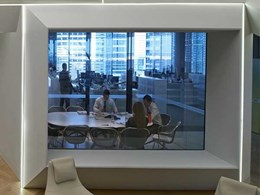Criterion's aluminium partition systems specified for $60 million ANZ Bank Sydney fitout