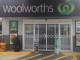 ATDC secures Woolworths Hope Island with formidable security door