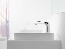 Avid's award-winning tapware collection combining simplicity and grace