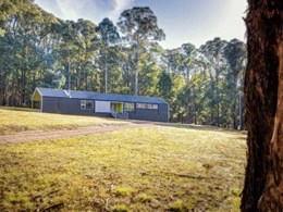 ThermalHEART systems specified for bush cabin to address winter cold and summer bushfires