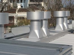 Acculine offering versatile solutions for energy efficient roof ventilation