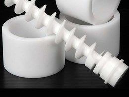 Acetal machined components for industry