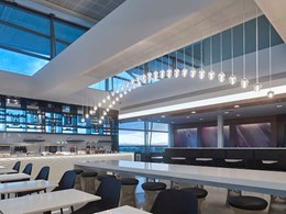 Nullifire intumescent coat fast-tracks new lounge project at Brisbane airport