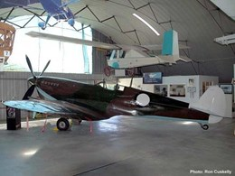 Spantech designs and constructs hangar at Queensland Air Museum