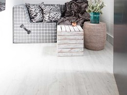 Signature's LVT design range meets themed room concept at Sydney Airbnb