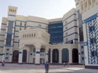 Tarkett flooring installed at Qatar's biggest hospital