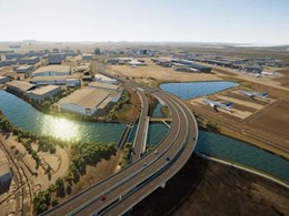Concept designs released for new faster toll-free road to Sydney Airport