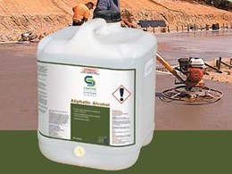 CCS concrete surface treatments reducing cracking and shrinkage in summer