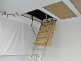 AM-BOSS Access Ladders for domestic environments: Quality products at an affordable price