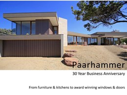 Paarhammer – 30-year business anniversary