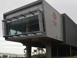BGC's Duracom façade system for National Anzac Centre in Albany, WA