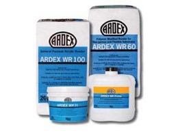 ARDEX Australia adds four new render products to facade restoration range