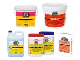 ARDEX - one of the most trusted brands