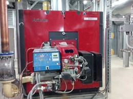 Automatic Heating's Arizona dual fuel boilers helping achieve redundancy for hospital heating systems