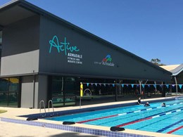 Kingspan's KoolDuct enhances energy efficiency at Armadale aquatic centre