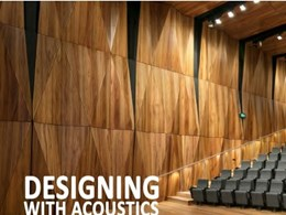 ArchiTECH event: Designing with Acoustics
