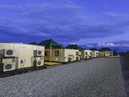 Ausco Modular gets camp for 300 staff up and running using plug-and-play model