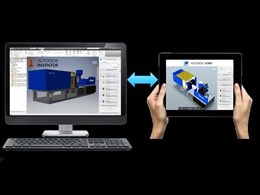 New Autodesk Inventor tool increases collaboration in the design process