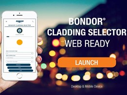 Bondor launches Cladding Selector online fire guide tool