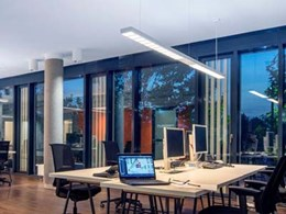 New Siteco Scriptus tunable white luminaire for offices and public buildings
